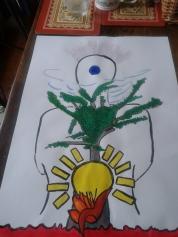 chakra painting