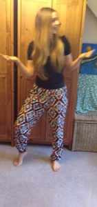 Crazy trousers