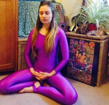 Leotard Meditation